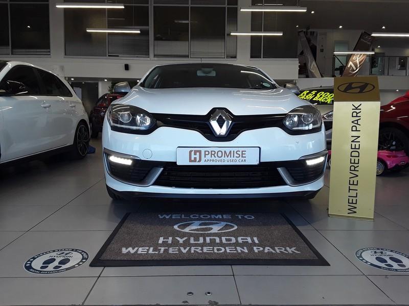 2015 Renault Megane III 1.2T GT-LINE COUPE 3-Door Gauteng Roodepoort_0