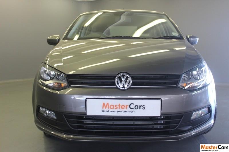 2020 Volkswagen Polo Vivo 1.6 Comfortline TIP 5-Door Western Cape Tokai_0