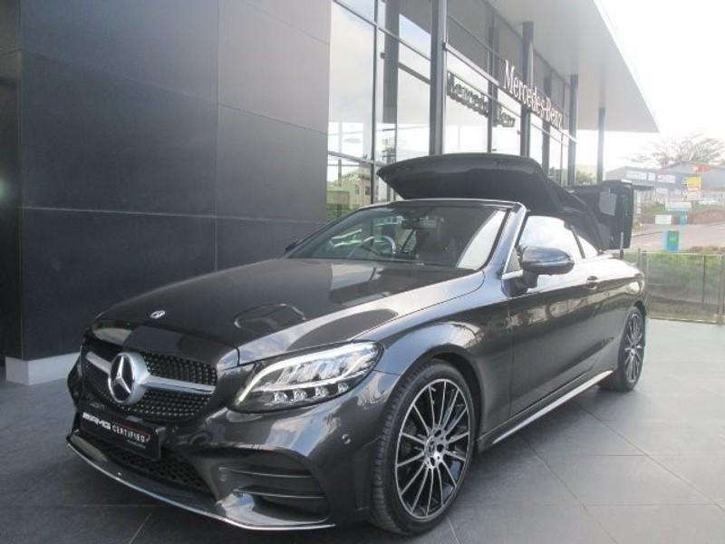 2020 Mercedes-Benz C-Class C200 Cabriolet Auto Kwazulu Natal Pinetown_0
