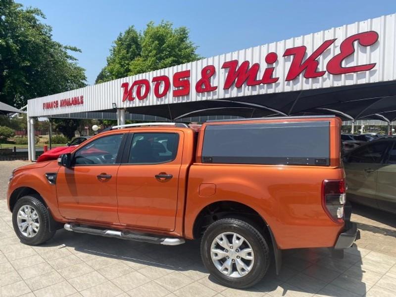 2014 Ford Ranger 3.2tdci Xlt At  Pu Dc  Gauteng Vanderbijlpark_0