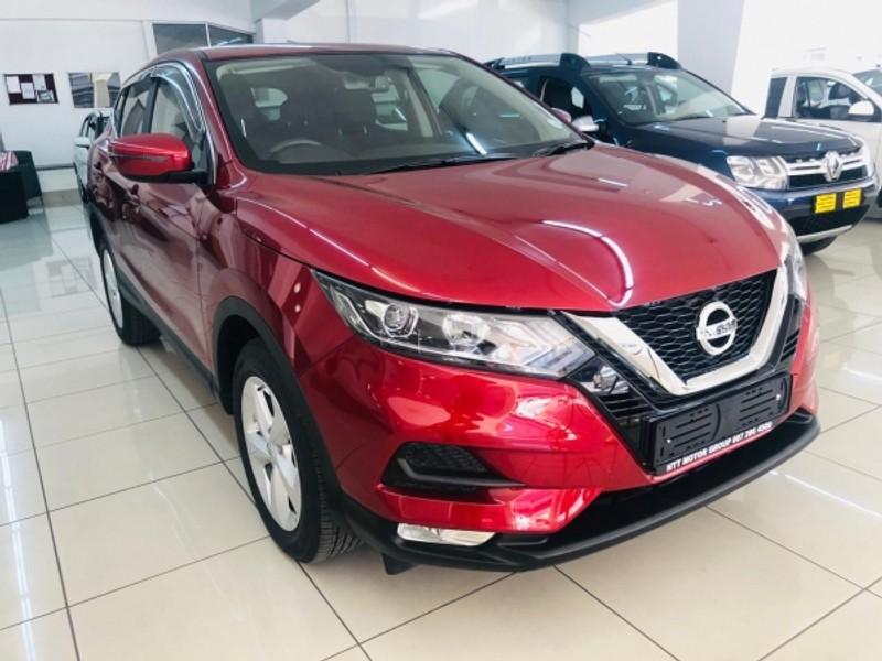 2019 Nissan Qashqai 1.2T Acenta Plus CVT Free State Bloemfontein_0