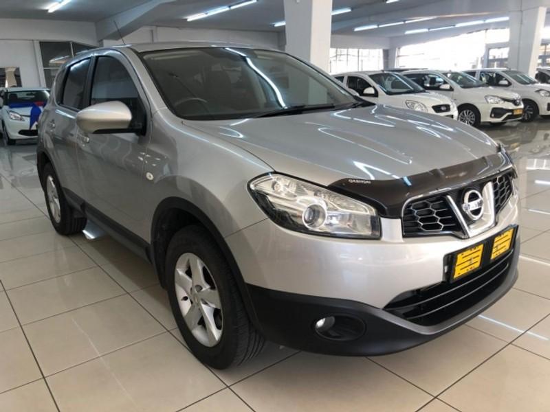 2014 Nissan Qashqai 1.5 Dci Acenta  Free State Bloemfontein_0