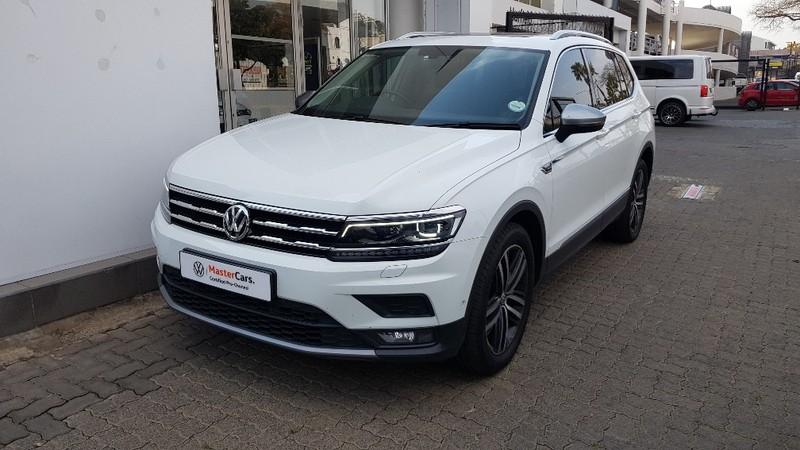 2018 Volkswagen Tiguan Allspace 2.0 TDI Comfortline 4MOT DSG Gauteng Randburg_0