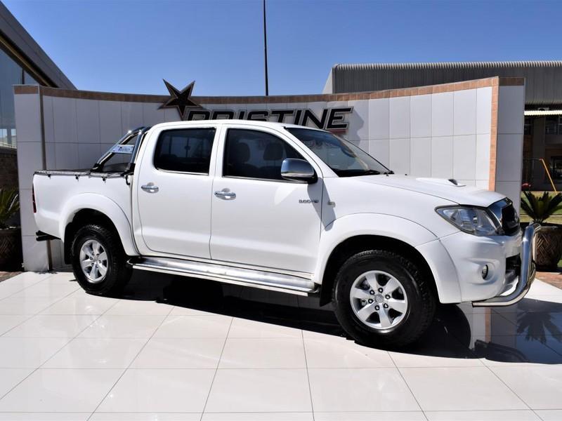 2011 Toyota Hilux 3.0 D-4d Raider 4x4 Pu Dc  Gauteng De Deur_0