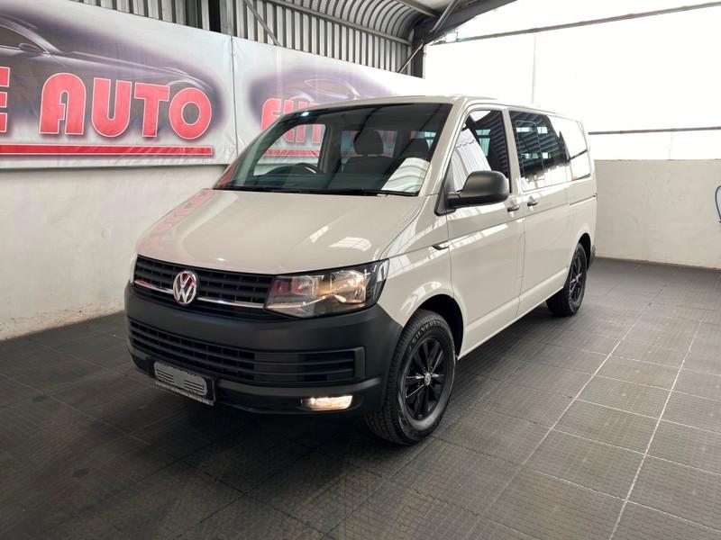 2016 Volkswagen Kombi T6 KOMBI 2.0 TDi Trendline Gauteng Vereeniging_0