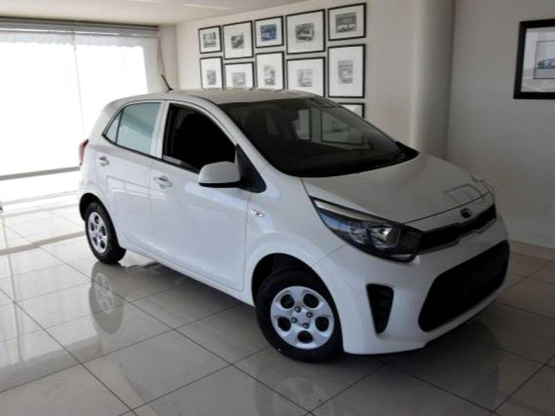 2020 Kia Picanto 1.0 FC PV Gauteng Centurion_0