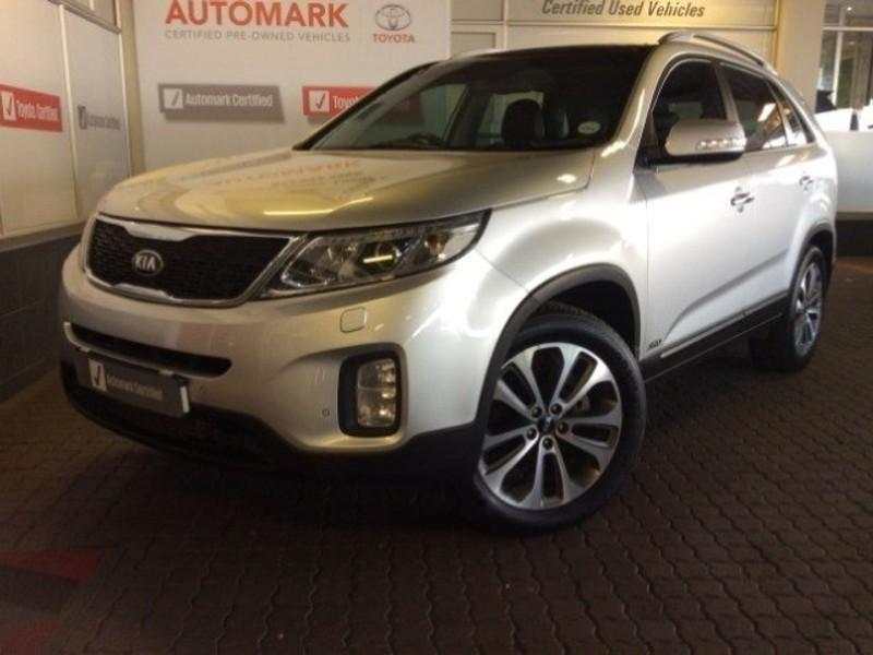 2015 Kia Sorento 2.2D AWD Auto 7-Seat EX Mpumalanga Witbank_0