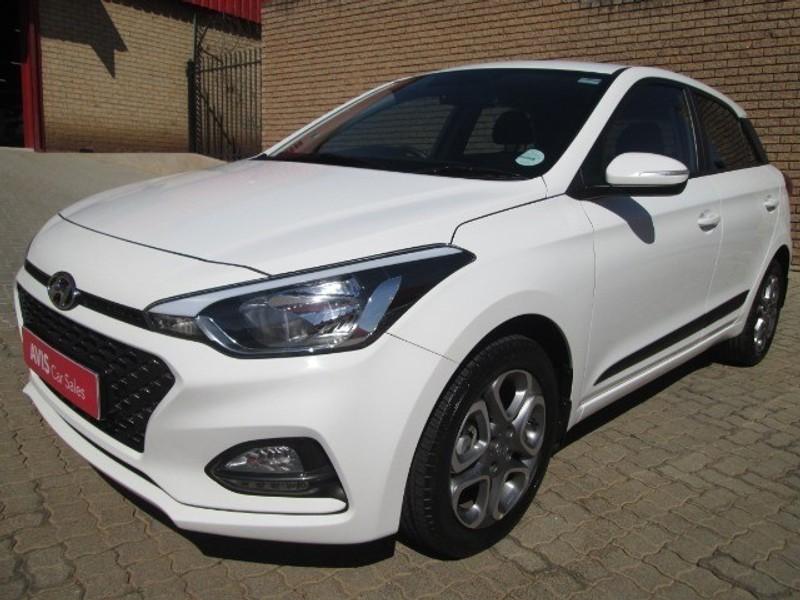 2019 Hyundai i20 1.4 Fluid Auto Gauteng Kempton Park_0