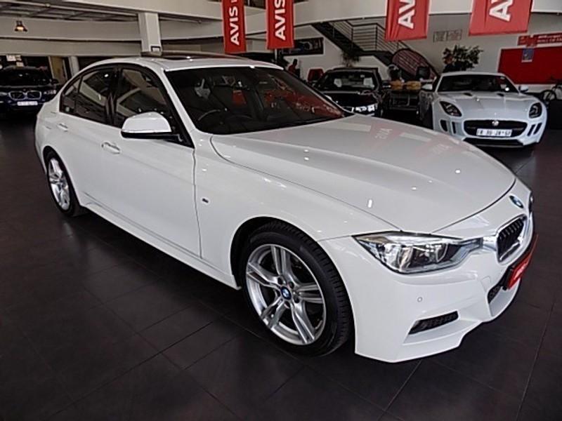 2018 BMW 3 Series 320D M Sport Auto Gauteng Sandton_0