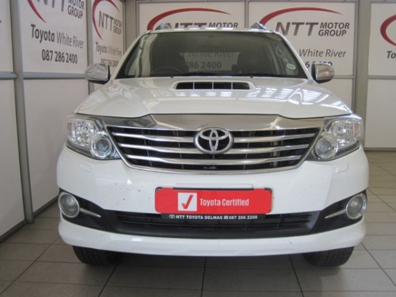 2015 Toyota Fortuner 3.0d-4d 4x4 At  Mpumalanga White River_0