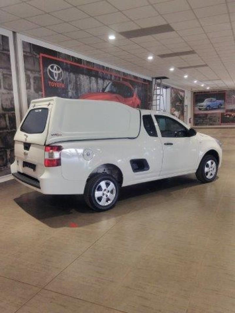 2016 Chevrolet Corsa Utility 1.4 Ac Pu Sc  Limpopo Mokopane_0