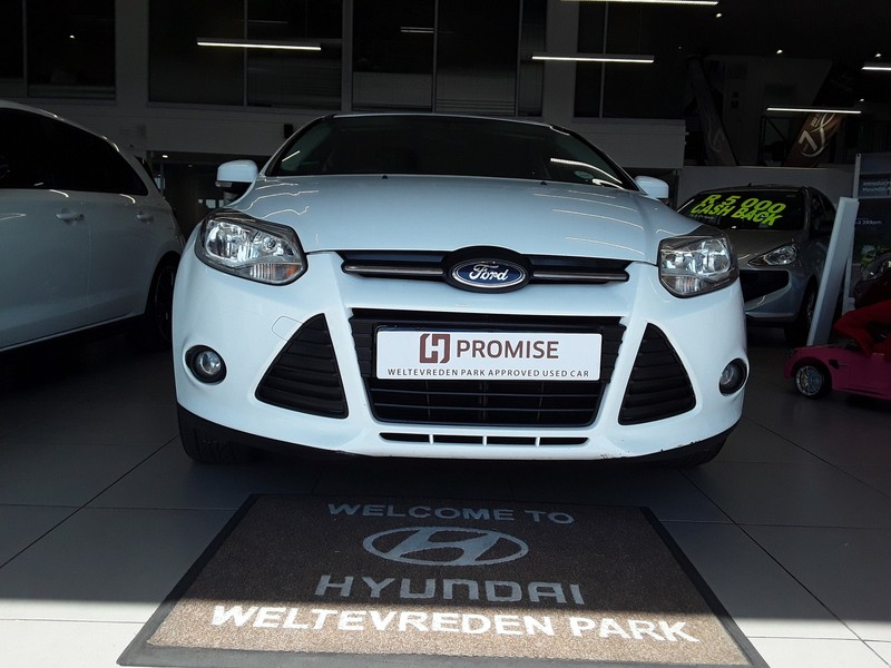 2012 Ford Focus 1.6 Ti Vct Trend 5dr  Gauteng Roodepoort_0