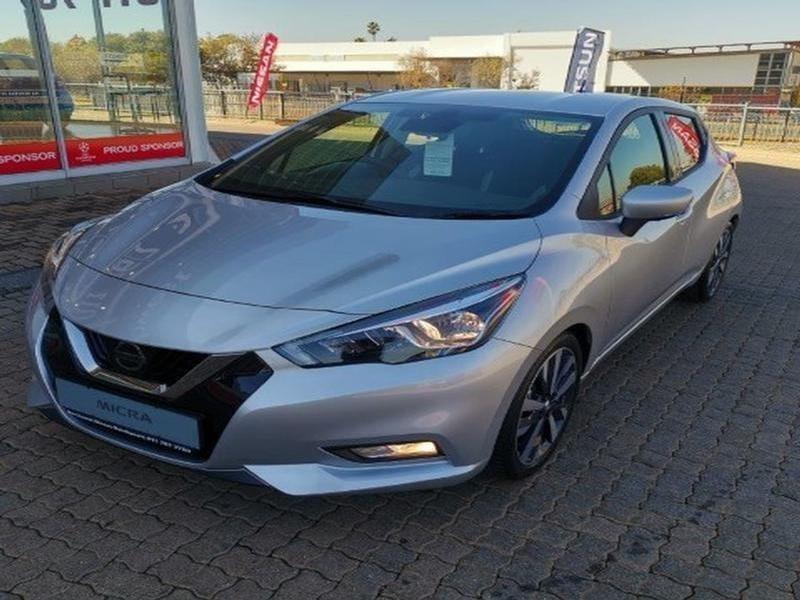 2021 Nissan Micra 1.0T Tekna 84kW Gauteng Roodepoort_0