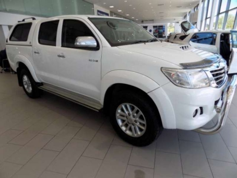 2014 Toyota Hilux 3.0 D-4d Raider 4x4 At Pu Dc  Western Cape Paarl_0