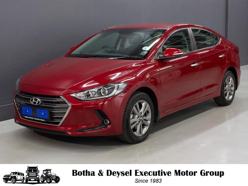 2018 Hyundai Elantra 1.6 Executive Gauteng Vereeniging_0