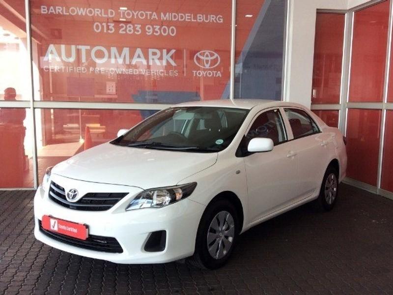 2019 Toyota Corolla Quest 1.6 Mpumalanga Middelburg_0