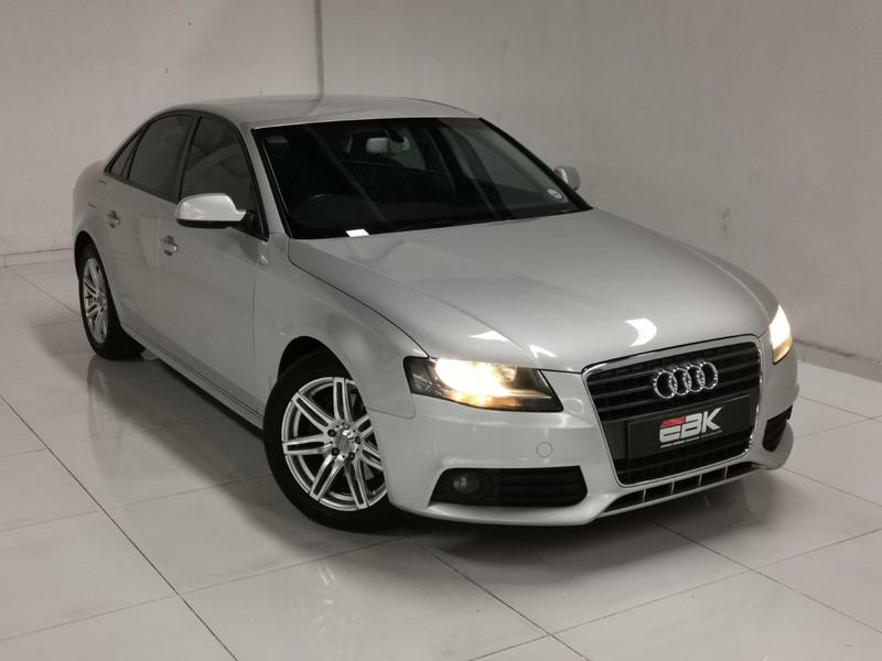 2011 Audi A4 1.8t Attraction Multi b8  Gauteng Johannesburg_0
