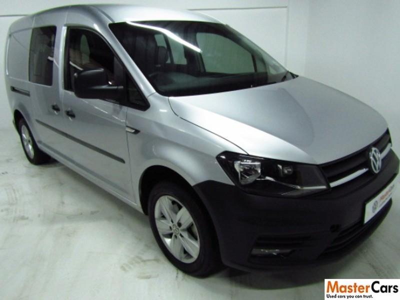2020 Volkswagen Caddy MAXI Crewbus 2.0 TDi Gauteng Sandton_0