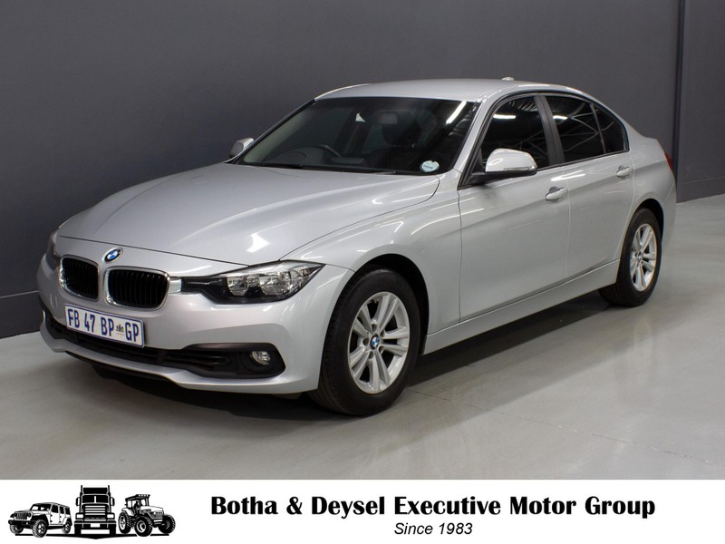 2016 BMW 3 Series 318i Gauteng Vereeniging_0