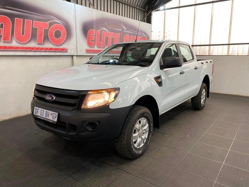 2014 Ford Ranger 2.2tdci Xl Pu Dc  Gauteng Vereeniging_0