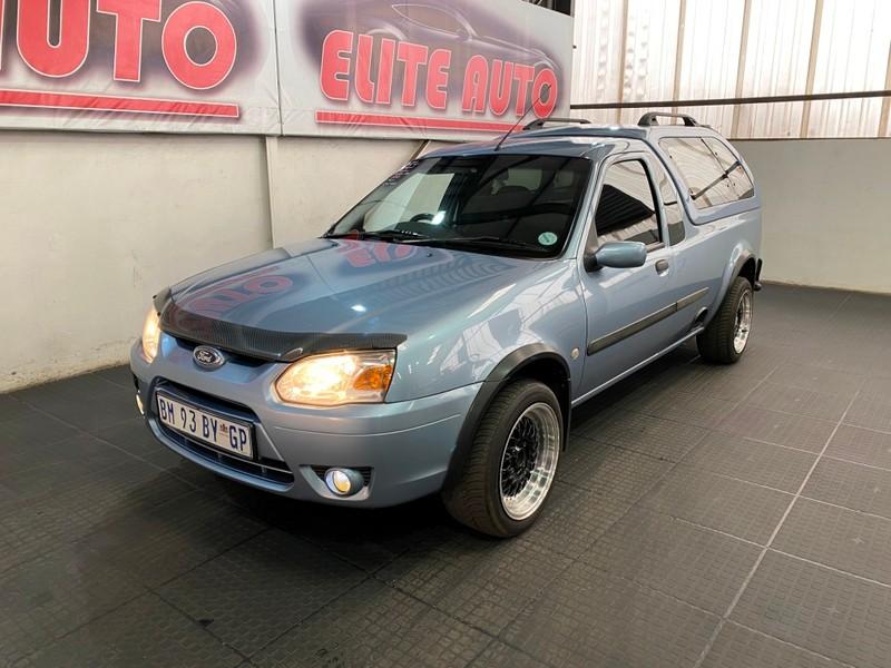 2011 Ford Bantam 1.6i Xlt Pu Sc  Gauteng Vereeniging_0