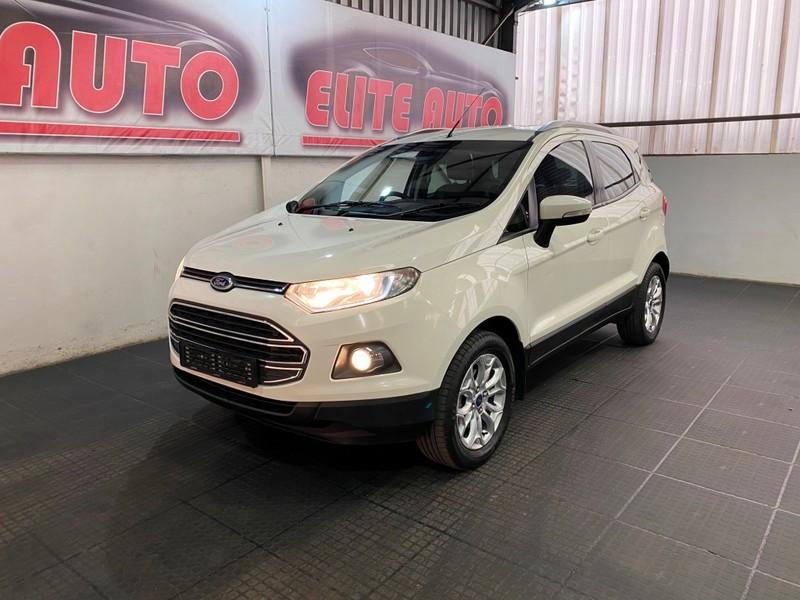2013 Ford EcoSport 1.0 Titanium Gauteng Vereeniging_0