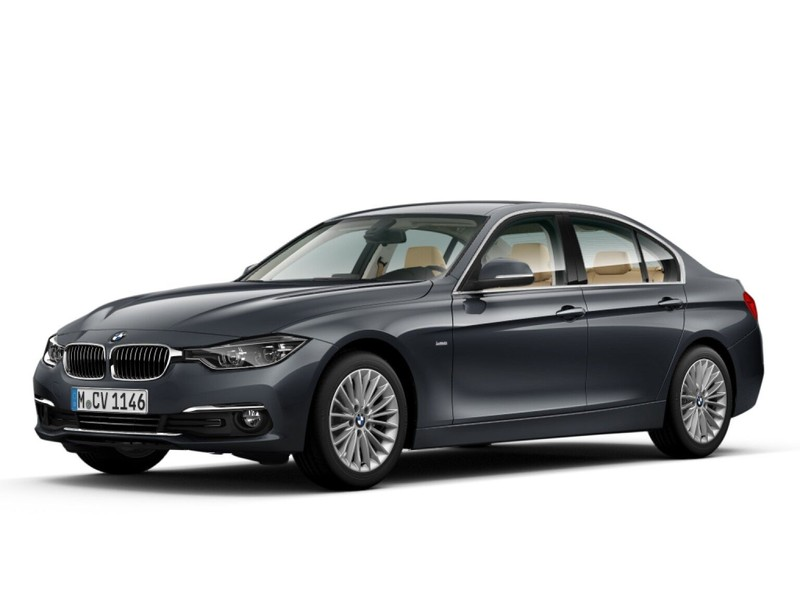 2018 BMW 3 Series 320i Luxury Line Auto Western Cape Tygervalley_0
