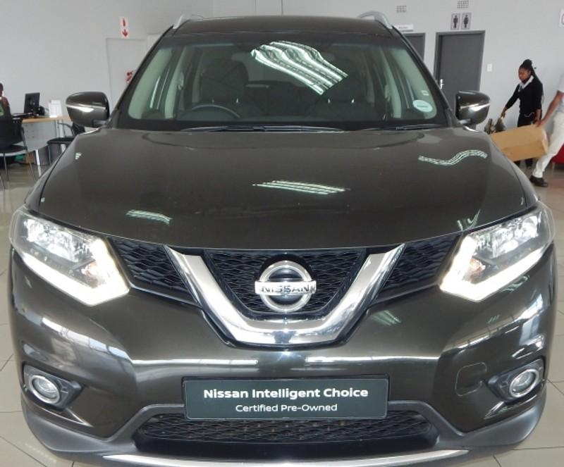 2015 Nissan X-Trail 2.5 SE 4X4 CVT T32 Kwazulu Natal Ladysmith_0