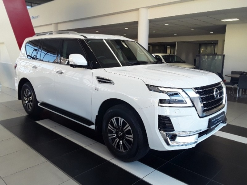 2020 Nissan Patrol 5.6 V8 Tekna Free State Bloemfontein_0