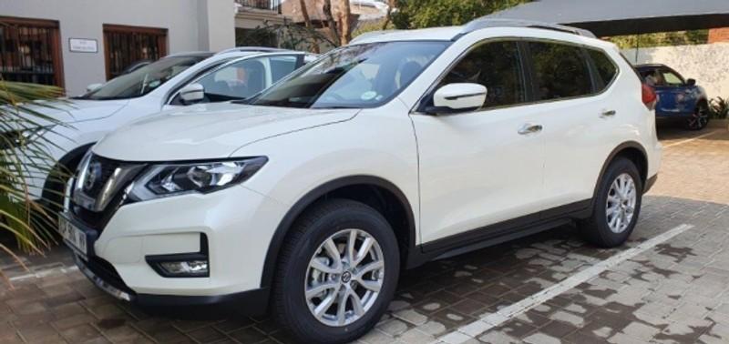 2020 Nissan X-Trail 2.5 Acenta 4X4 CVT Mpumalanga Secunda_0