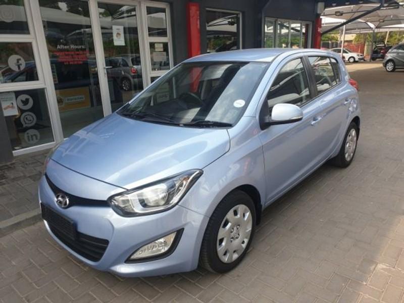 2013 Hyundai i20 1.4 Fluid  Gauteng Vanderbijlpark_0
