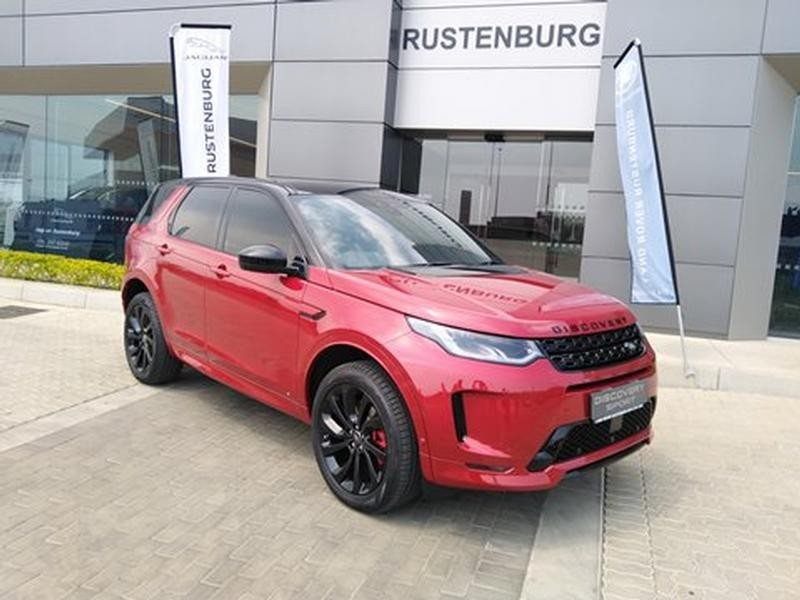 2020 Land Rover Discovery Sport 2.0D HSE R-Dynamic D180 North West Province Rustenburg_0