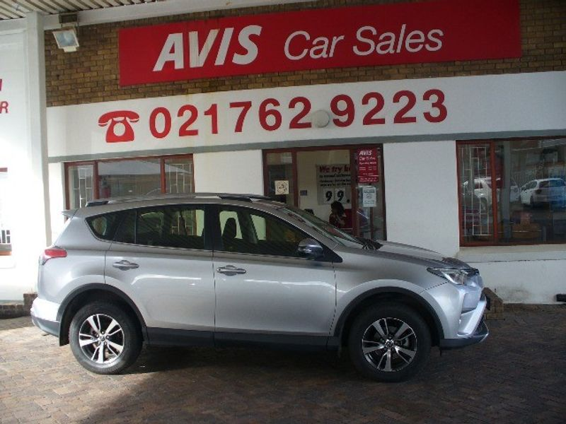 2018 Toyota Rav 4 2.0 GX Auto Western Cape Cape Town_0