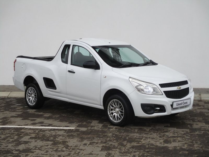 2013 Chevrolet Corsa Utility Chevrolet Utility 1.4 Aircon Kwazulu Natal Pinetown_0