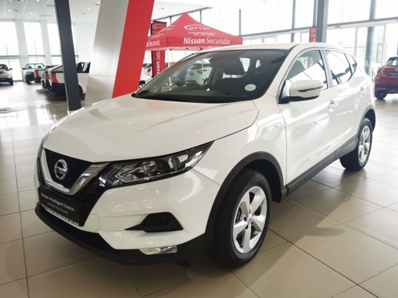 2020 Nissan Qashqai 1.5 dCi Acenta Mpumalanga Secunda_0