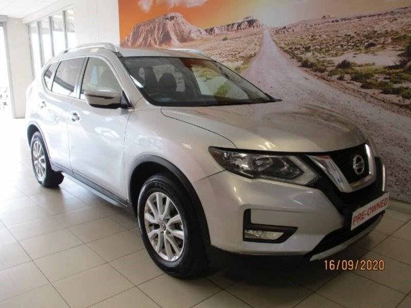2019 Nissan X-Trail 2.5 Acenta PLUS 4X4 CVT 7S Gauteng Magalieskruin_0