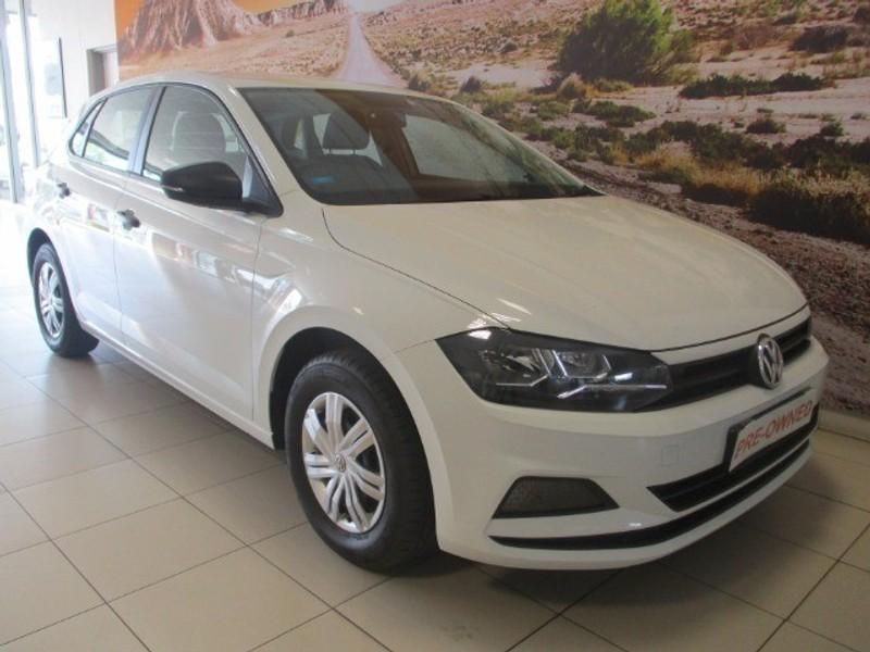 2019 Volkswagen Polo 1.0 TSI Trendline Gauteng Magalieskruin_0