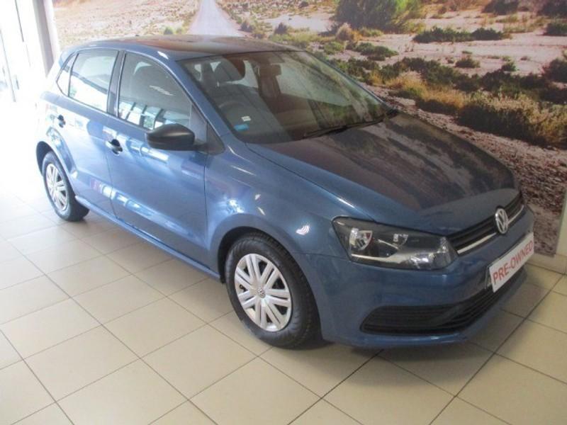2018 Volkswagen Polo 1.2 TSI Trendline 66KW Gauteng Magalieskruin_0