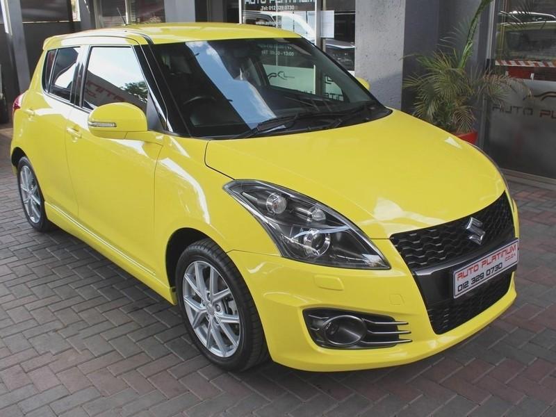 2015 Suzuki Swift 1.6 Sport  Gauteng Pretoria_0