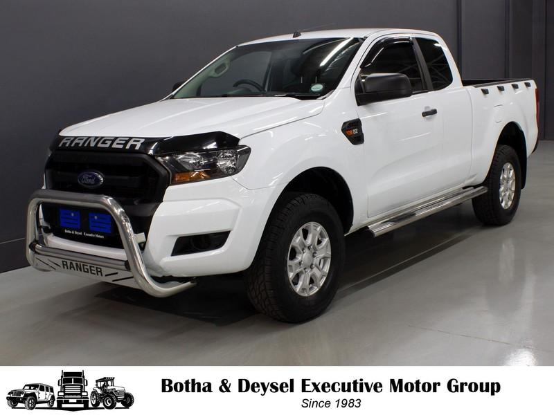 2018 Ford Ranger 2.2TDCi XL Auto Bakkiie SUPCAB Gauteng Vereeniging_0