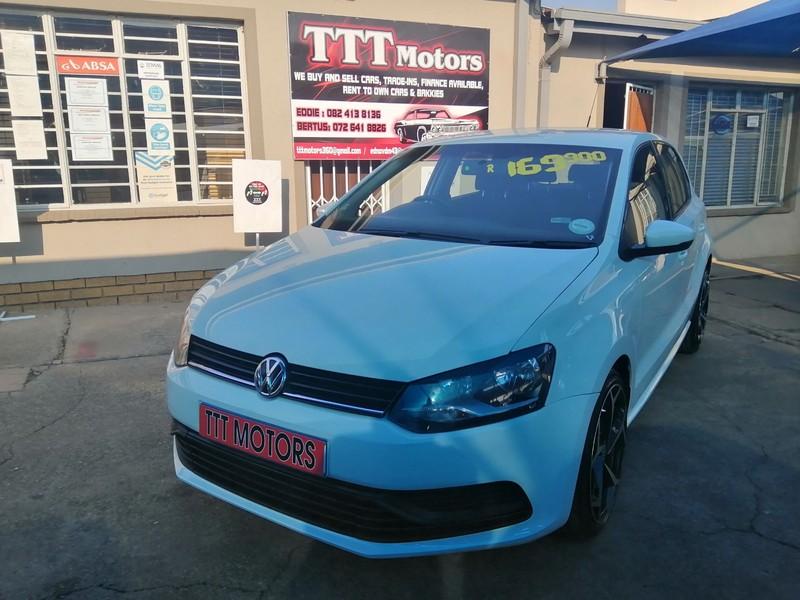 2017 Volkswagen Polo 1.2 TSI Trendline 66KW North West Province Rustenburg_0