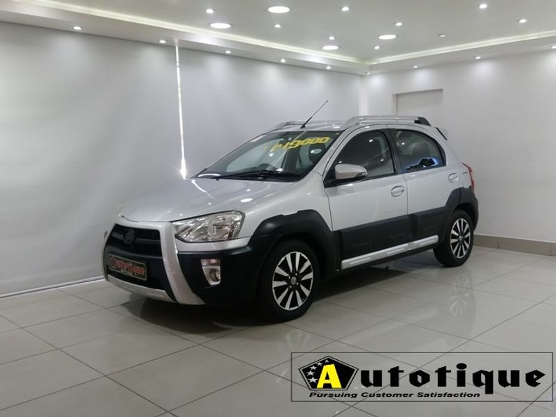 2016 Toyota Etios Cross 1.5 Xs 5Dr Kwazulu Natal Durban_0