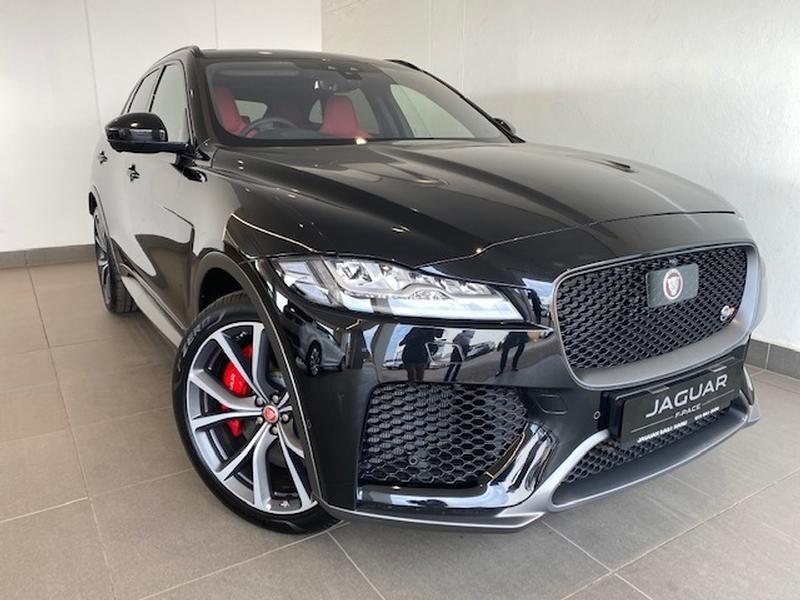 2020 Jaguar F-Pace 5.0 V8 SVR Gauteng Johannesburg_0