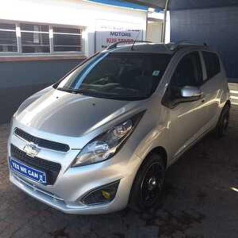 2016 Chevrolet Spark 1.2 Ls 5dr  Western Cape Kuils River_0