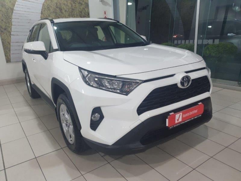 2020 Toyota Rav 4 2.0 GX CVT Limpopo Phalaborwa_0