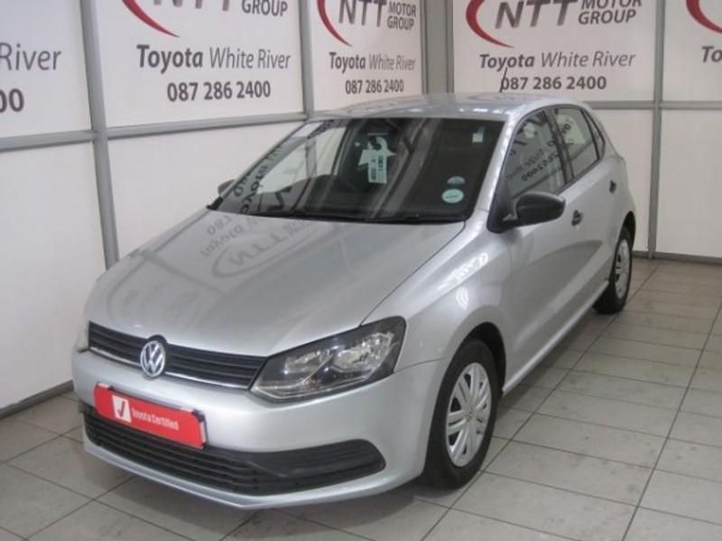 2014 Volkswagen Polo 1.2 TSI Trendline 66KW Mpumalanga White River_0