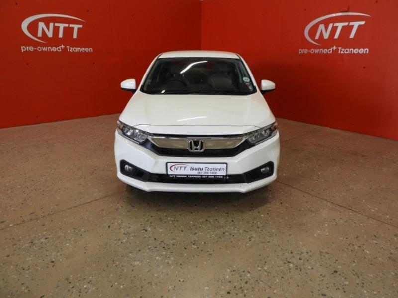2020 Honda Amaze 1.2 Comfort Limpopo Tzaneen_0