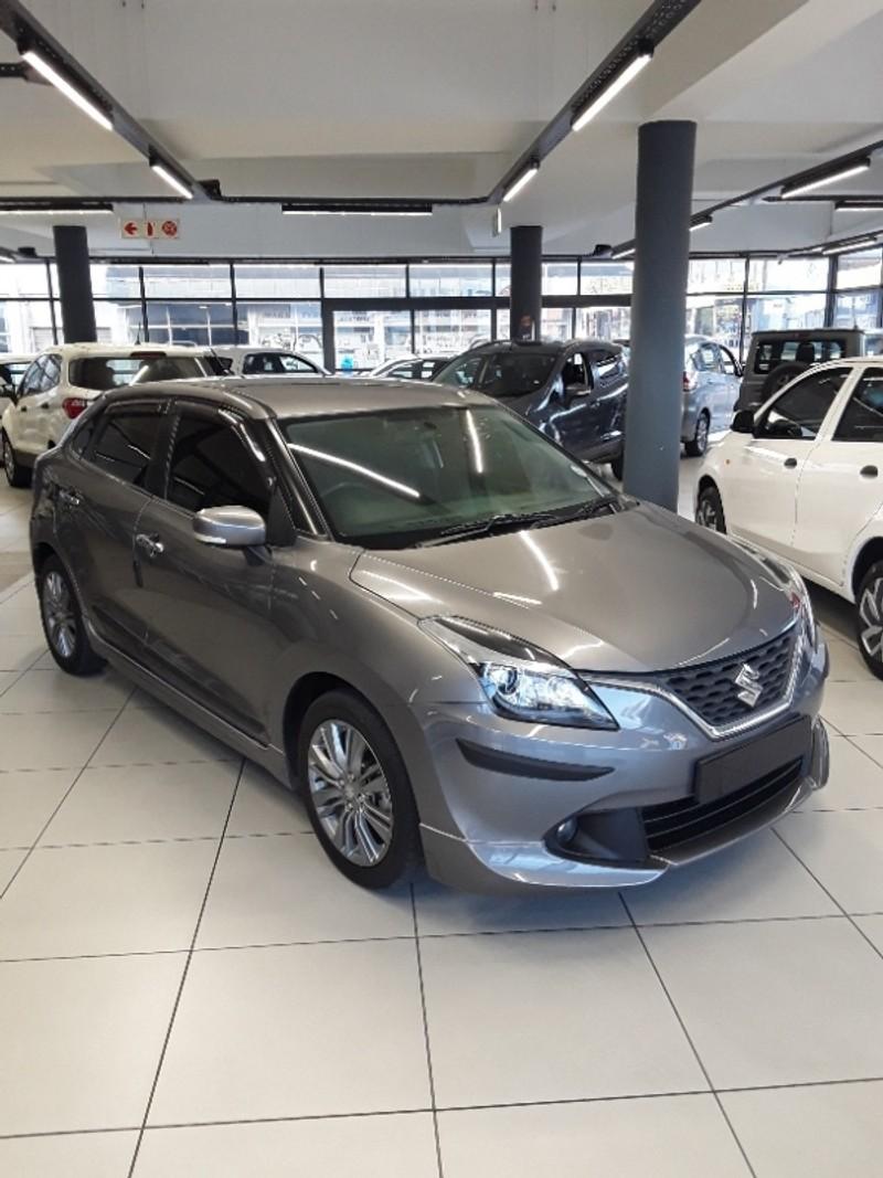 2016 Suzuki Baleno 1.4 GLX 5-Door Free State Bloemfontein_0