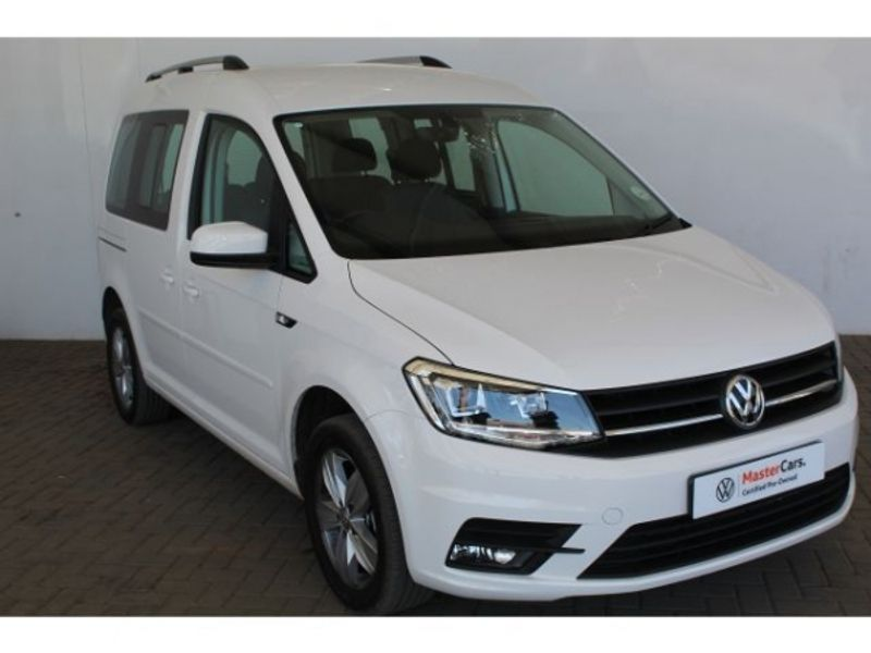 2020 Volkswagen Caddy 1.0 TSI Trendline Northern Cape Kimberley_0
