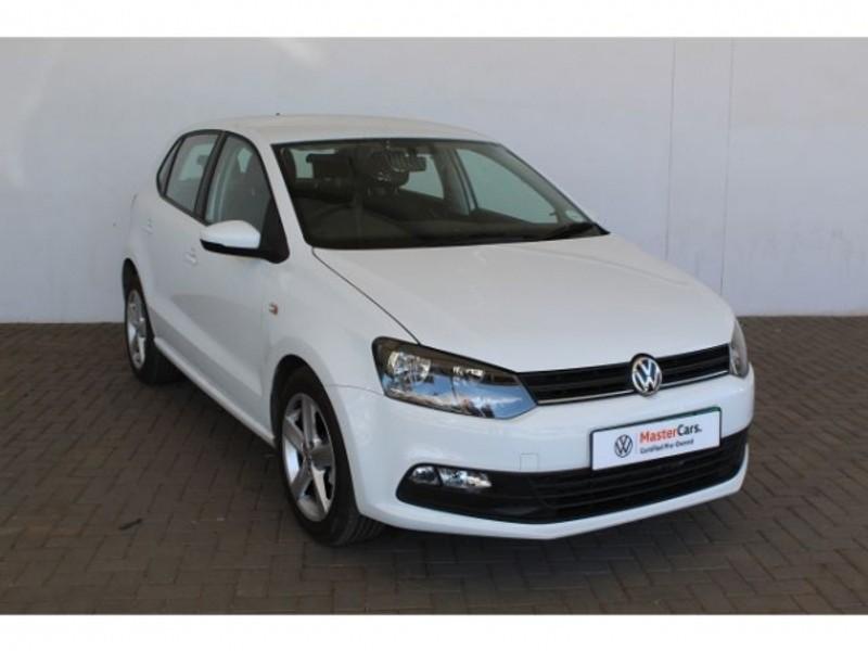 2020 Volkswagen Polo Vivo 1.6 Highline 5-Door Northern Cape Kimberley_0